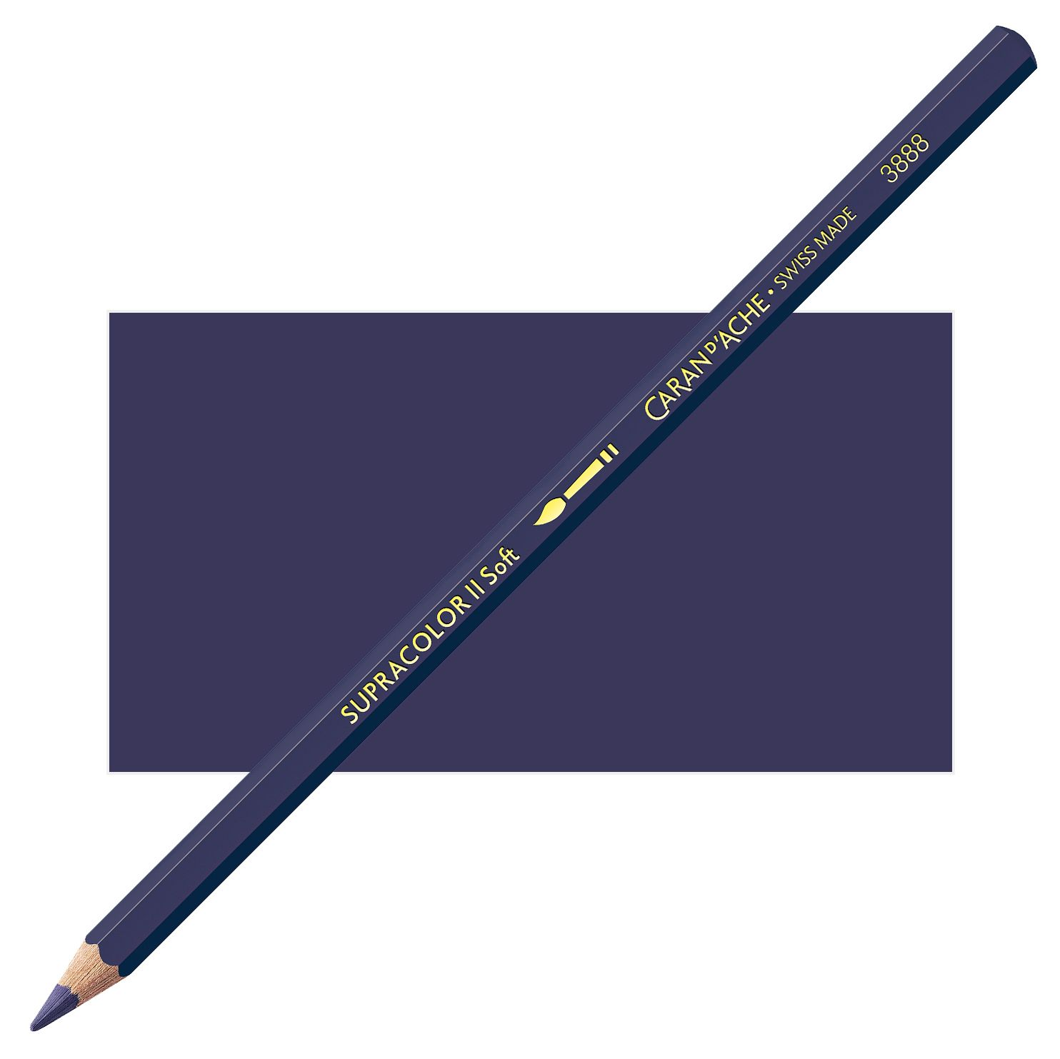 c77cf0f6b944 Caran D Ache Supracolor Artists Soft Water Soluble Pencils 001 - 300