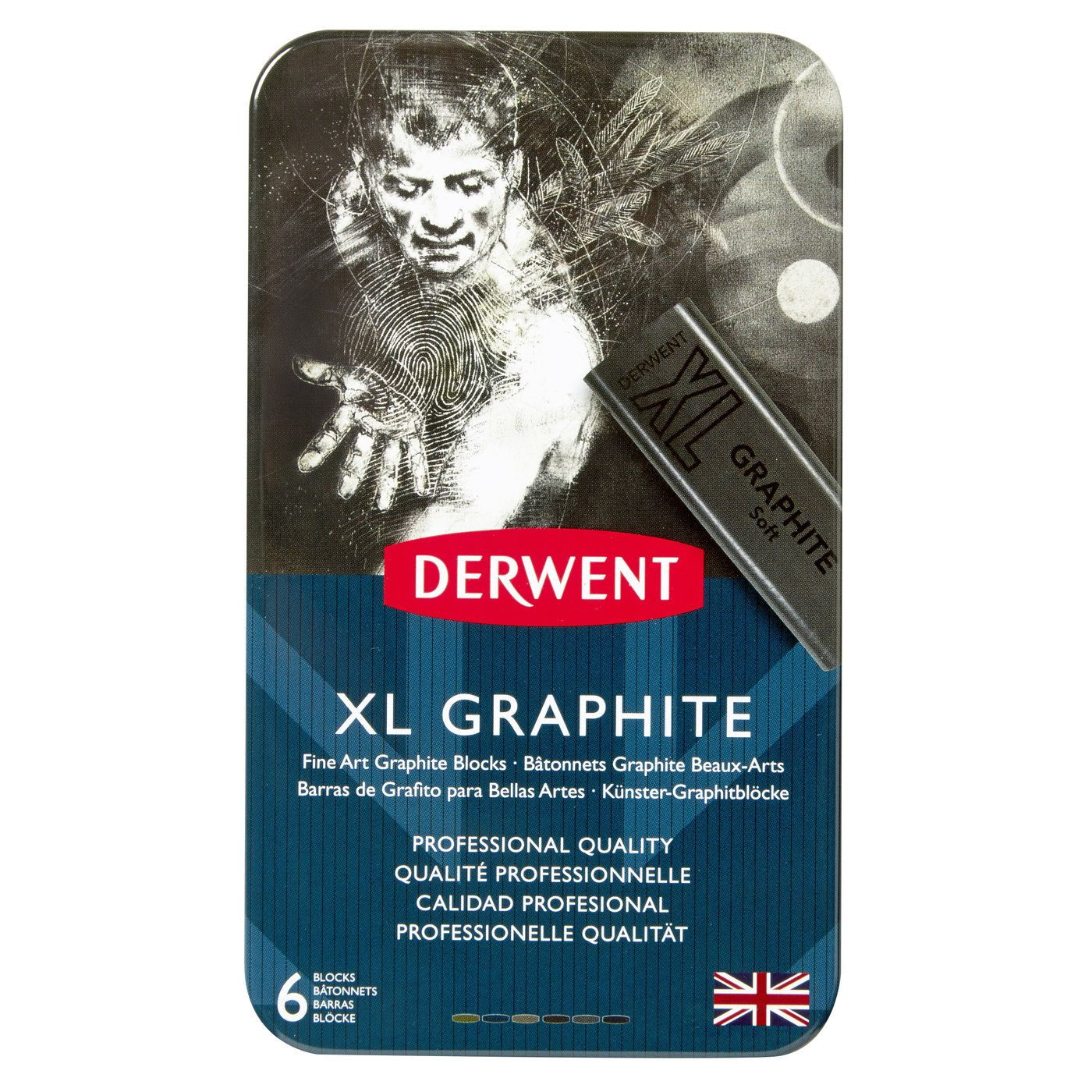 Derwent Graphite XL Blocks