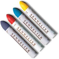 Sennelier Artists' Oil Pastels